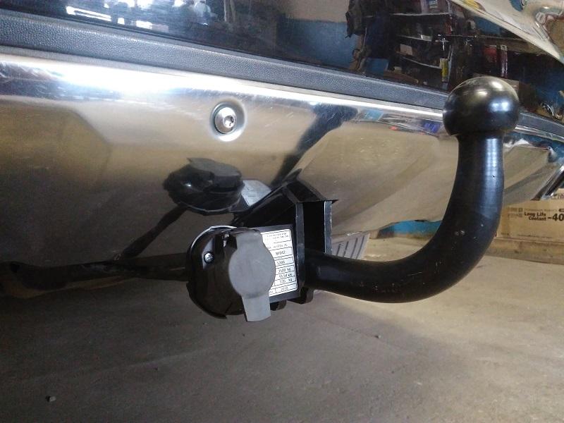 Thumbnail for Ремонт автомобиля. Как установить фаркоп на машину?