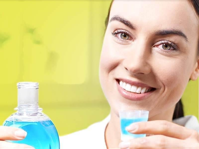 Отбеливаем зубы в домашних условиях